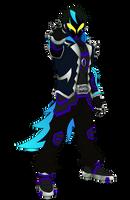 Kamen Rider Yugure_attempt 01 by RiderB0y