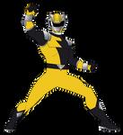 HyperForce Yellow Ranger