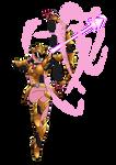 HyperForce Pink Battle Warrior