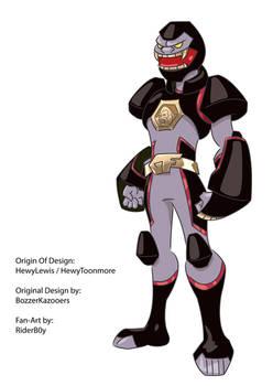 Kong Ranger_Fan-Art