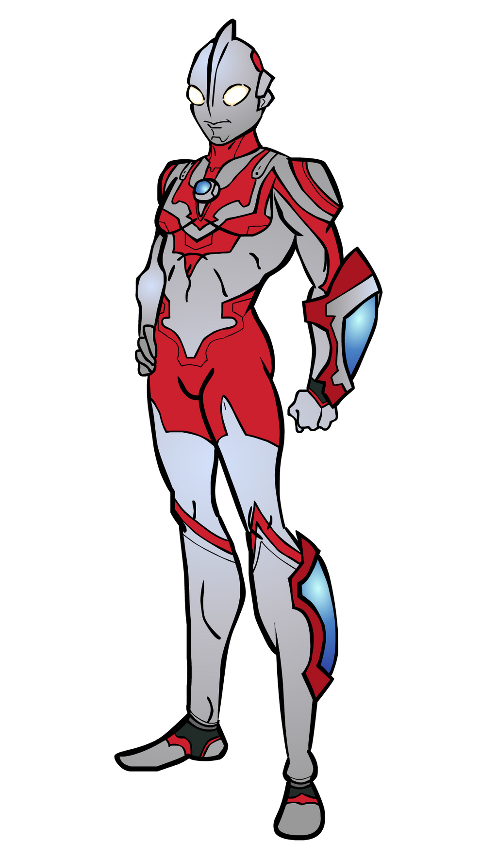 Ultraman Ribut Fan Art By Riderb0y On Deviantart