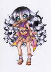 :COLLAB: Ninja Girl by Elythe
