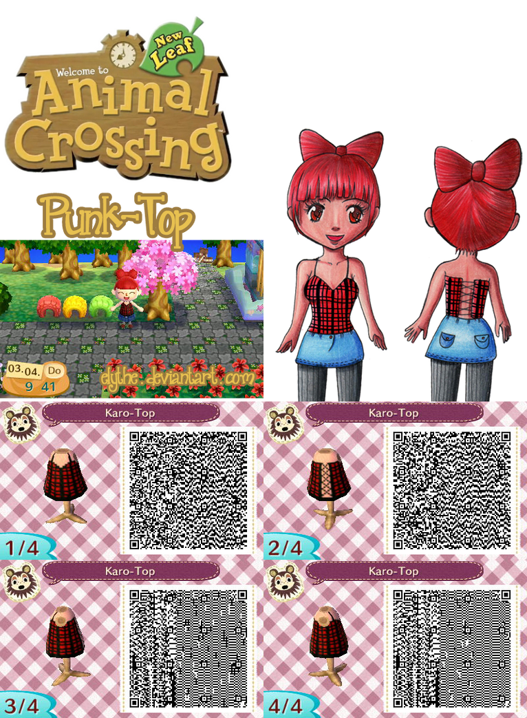 1000 images about animal crossing qr designs on pinterest for Animal crossing new leaf arredamento