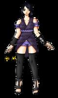 Hotaru Niizaki by Elythe