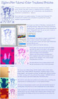 Mini-Tutorial: Sketch-Coloring