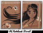 A6 Notebook: Iesha