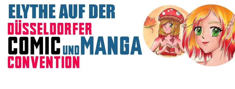 Elythe auf der Comic und Manga Convention