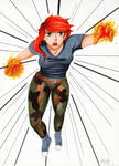 Burning Wrath by Elythe