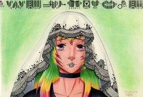 Barcode Bride