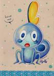 LOVE ME } Sobble