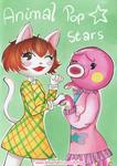 Animal Popstars by Elythe