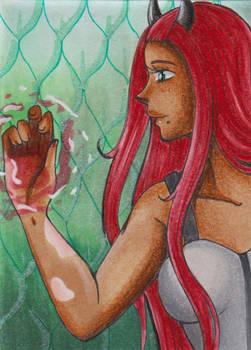 ACEO #212 - Valerias Magic