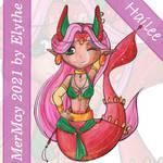 MerMay 2021/03 - Chibi Hailee
