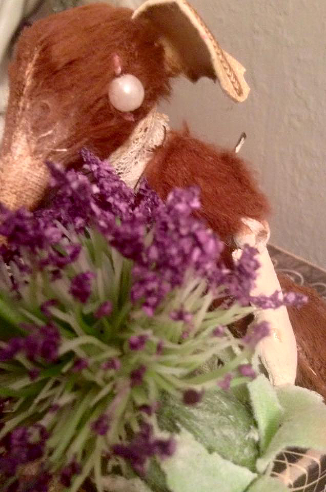Ratty in the Thistles by obscurepairing