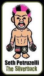 Seth Petruzelli UFC Bape by SilentGorilla