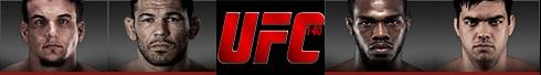 UFC 140 FBanner by SilentGorilla