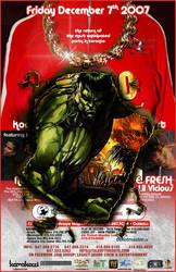 Hulk Burn