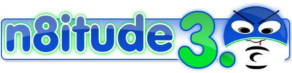 n8itude 3.0 logo