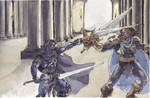 Randor versus Keldor