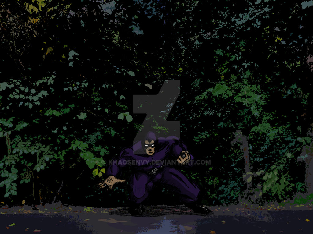 The-Phantom by Khaosenvy