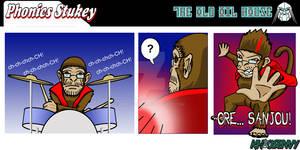 Phonics Stukey strip.