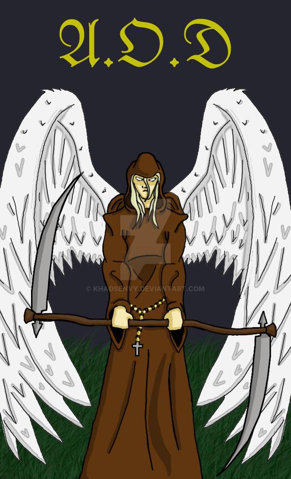 Angel of Death by Khaosenvy