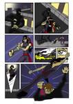 Kung-Fu comic