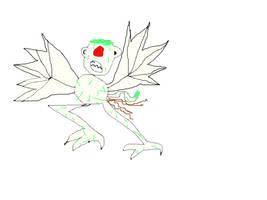 Idi the Forgotten Beast by Tenkage