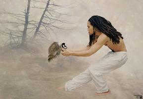 Spirit Seeker by sandpiperw
