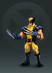 The Astonishing Wolverine