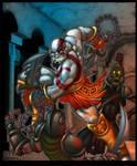 God Of War...Un-ending