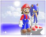 Mario and Sonic Brawl Sunshine
