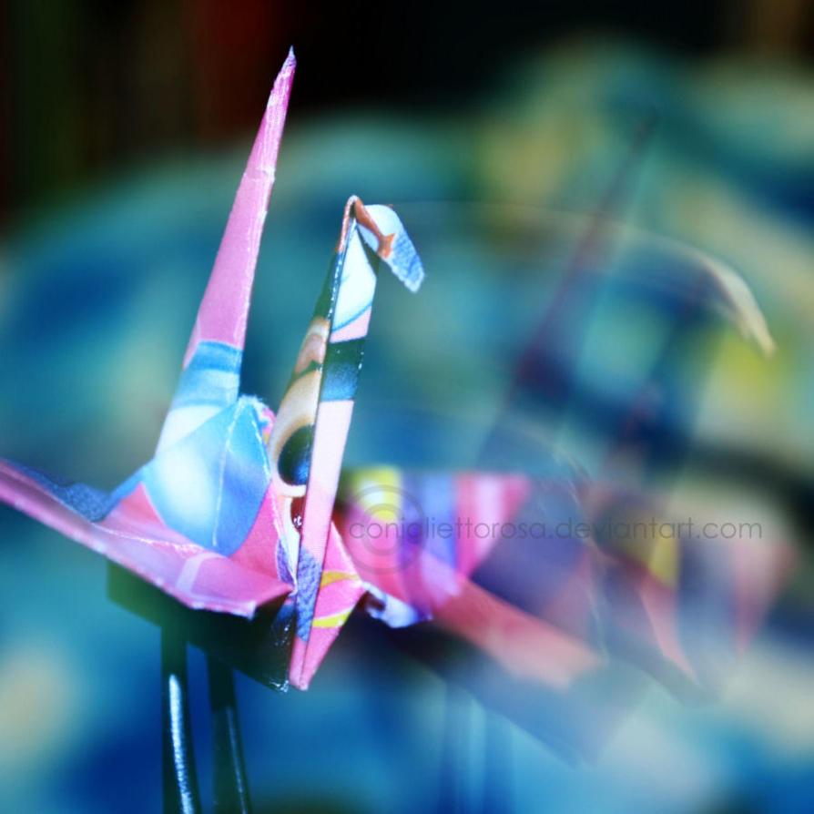 Paper wings by ConigliettoRosa