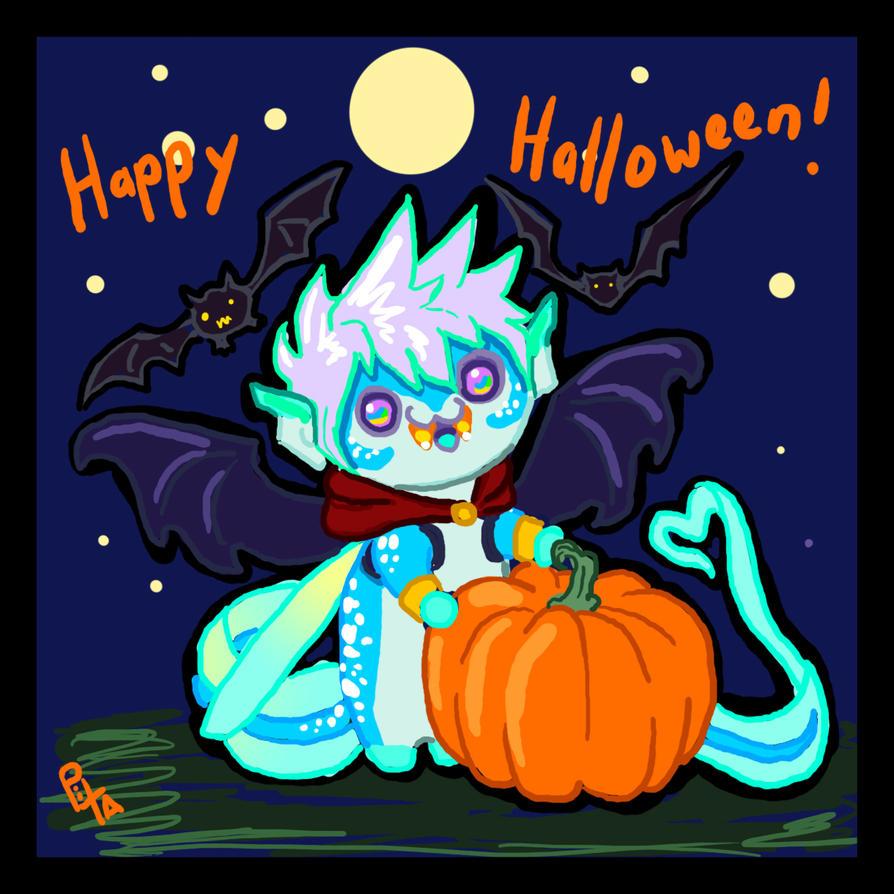 Halloween 2014 by Tenshiryuu