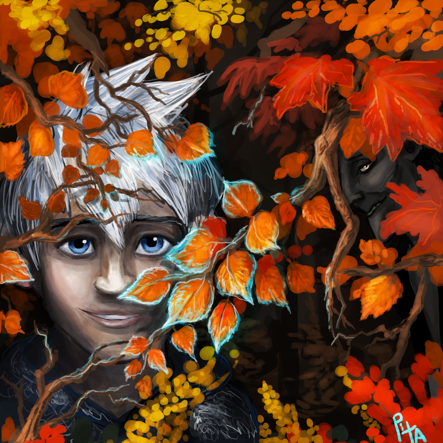 Autumn by Tenshiryuu