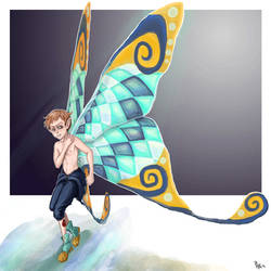 The Fairy King by Tenshiryuu