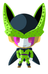 Super Perfect Cell JoJos BA PPP Style