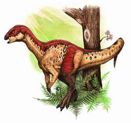 Morrosaurus antarticus