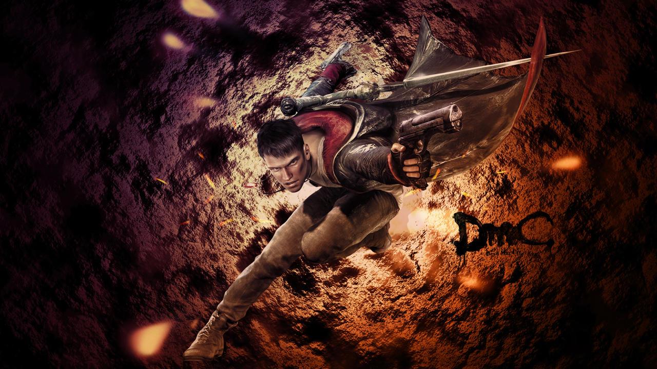 Dmc Devil May Cry Wallpaper 1920x1080 By Shadowcat451 On Deviantart