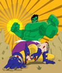 Hulk Smash Puny...