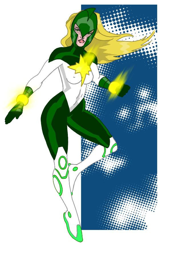Carol Marvel by onecoyote