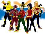 Teen Titans Redesign