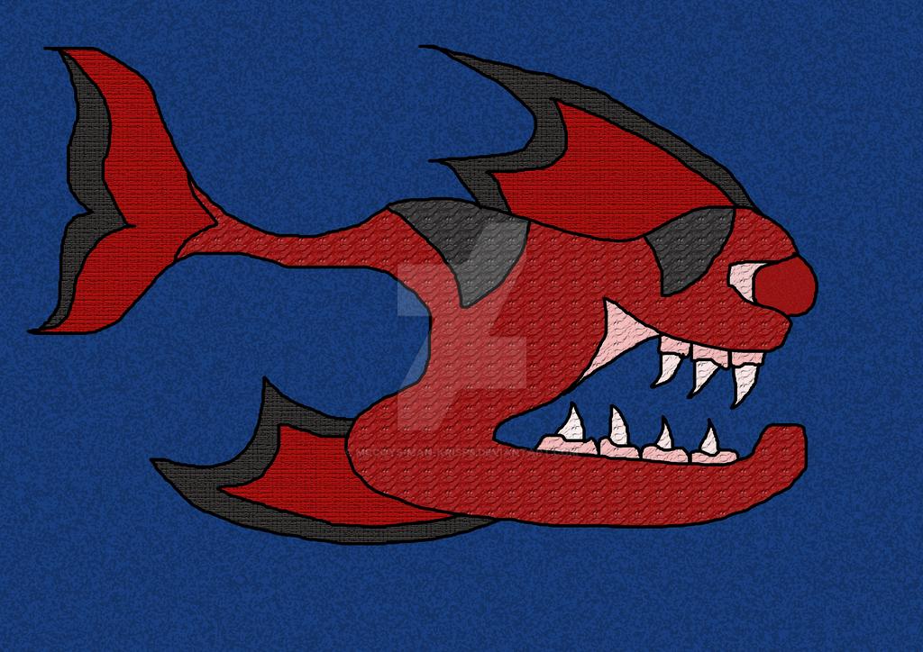 Weird Fish - Photoshop by McCoys-Man-Krisps