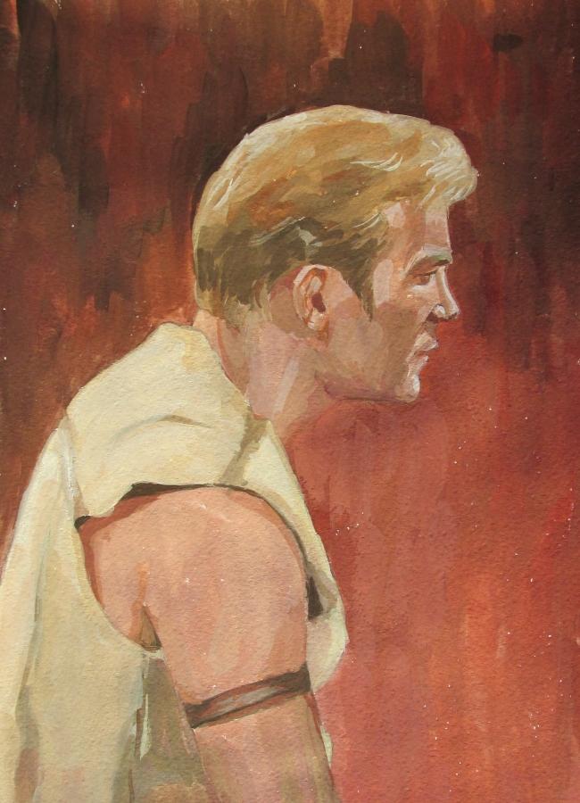 William Shatner as James T. Kirk 7 by Greencat85