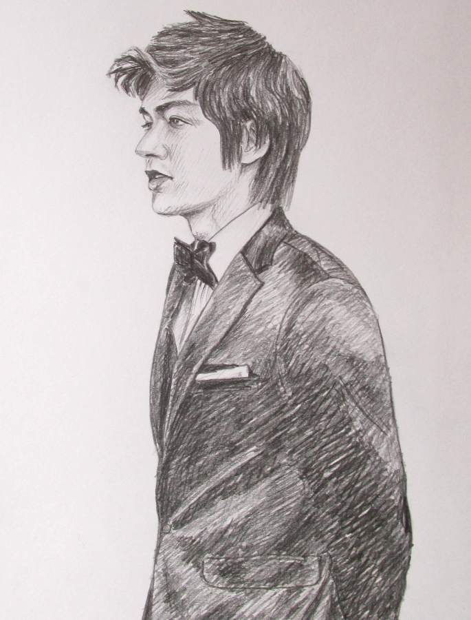 Lee Min Ho by Greencat85