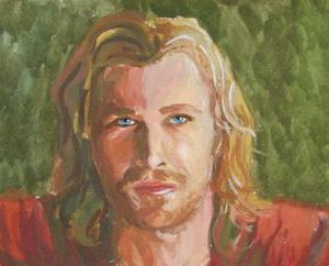 Chris Hemsworth as Thor 3
