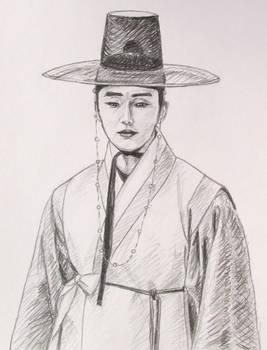 Yoon Shi Yoon in Grand Prince