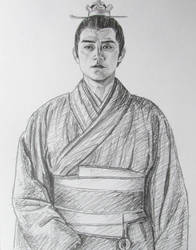 Wang Kai in Nirvana in Fire