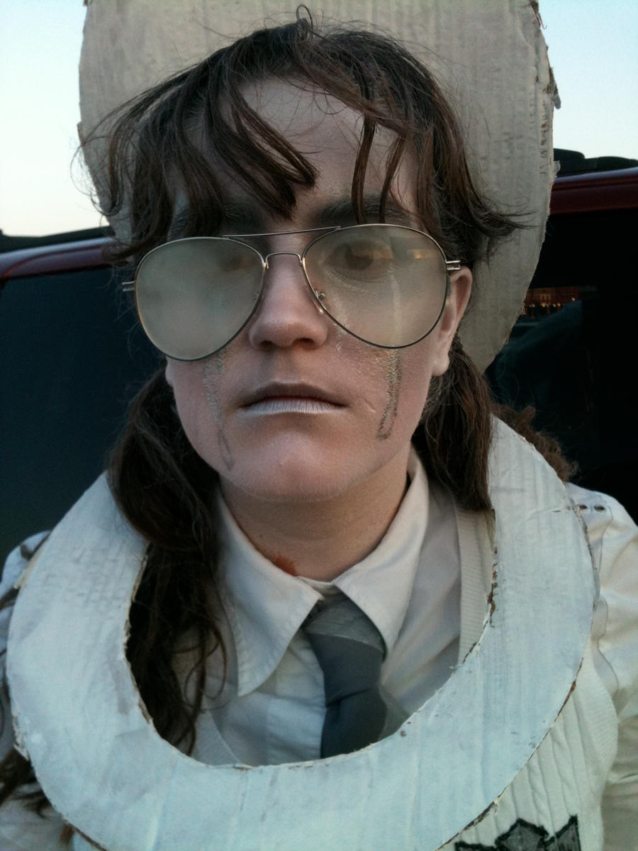 Moaning Myrtle...up close