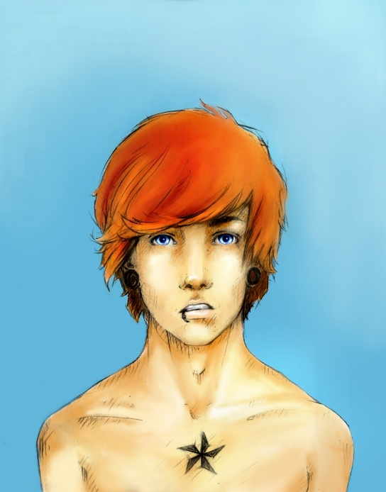boy2 by x-daniel